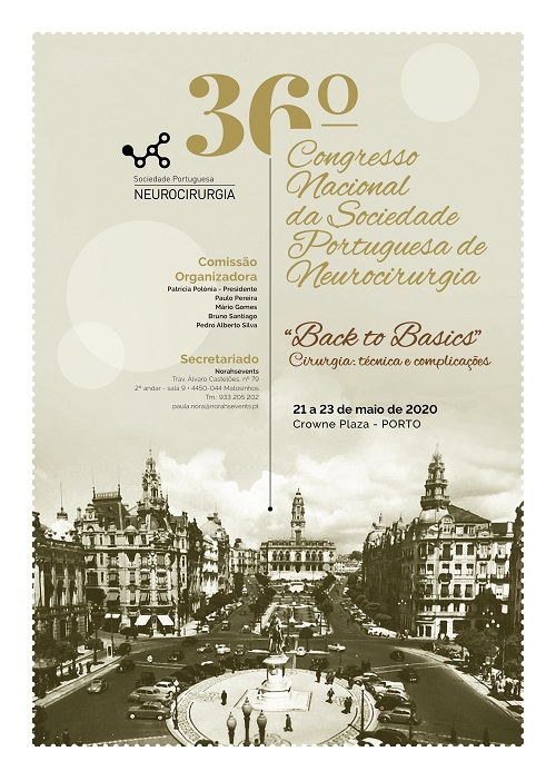 36th National Congress of the Portuguese Society of Neurosurgery