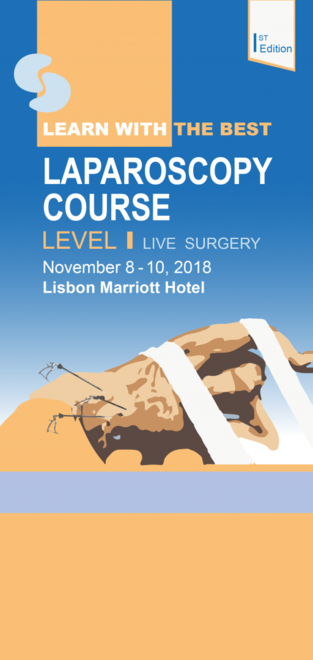 Learn with the best: Laparoscopy course, Level 1, Live surgery, 1st edition
