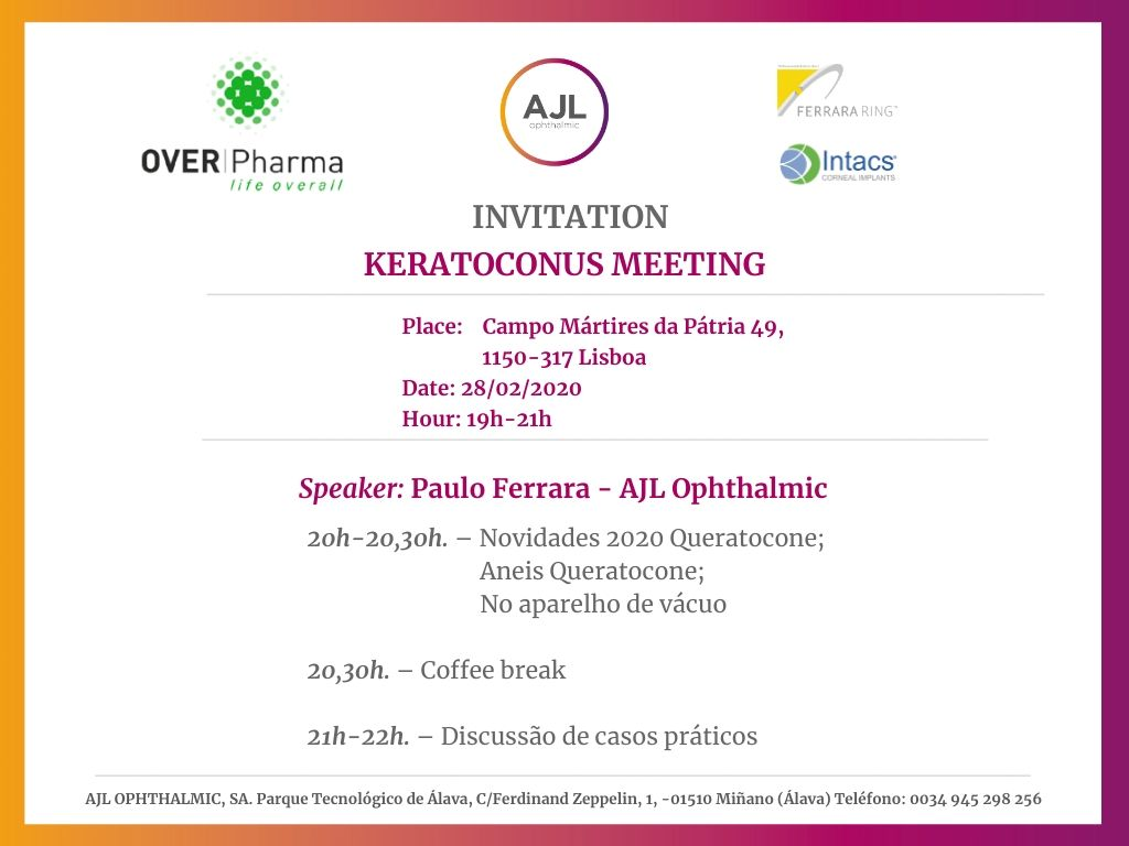 Keratoconus Meeting